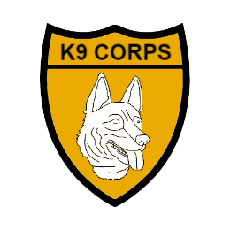 Custome K9 Dog Patches