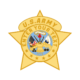 U.S.Army Custom Lapel Pins