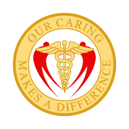 Our Caring Makes A Difference Custom Pins