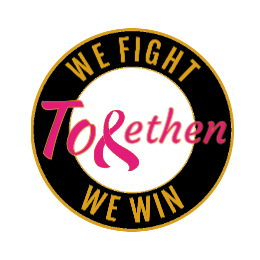 We Fight Breast Canter Custom Lapel Pins