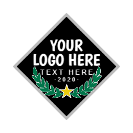 2020 Your Logo Here Custom Patches
