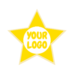 Star Logo Custom Lapel Pins