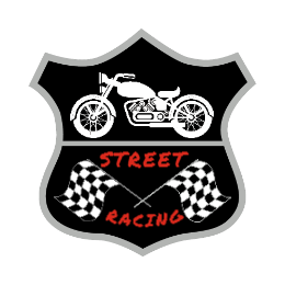 Motorcycle Racing Custom Patches