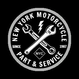 New York Motorcycle Custom Patch