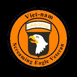 Viet-nam Airborne Custom Patches