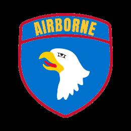 Airborne Custom Patches