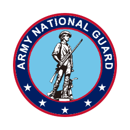 Army National Guard Custom Patches