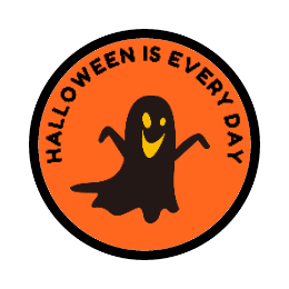 Halloween Is Every Day Patches