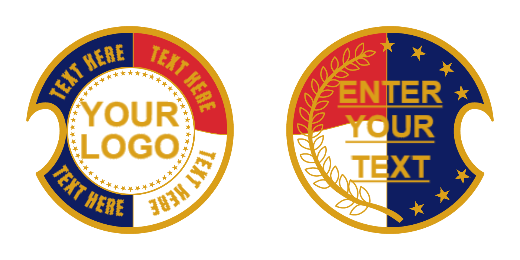 Your Logo Custom Coin