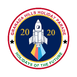 Holiday of The Future Custom Patch