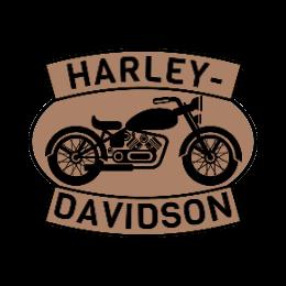 Harley-Davidson Custom Patches