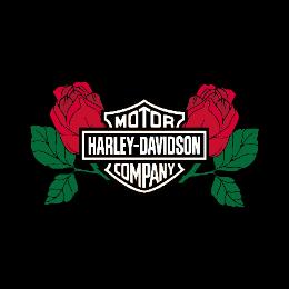 Harley-Davidson Custom Patch