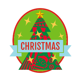 Christmas Custom Patches