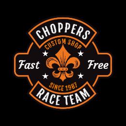 Race Team Custom Patches