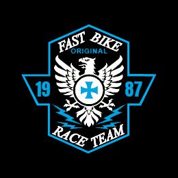 Fast Bike Custom Patches