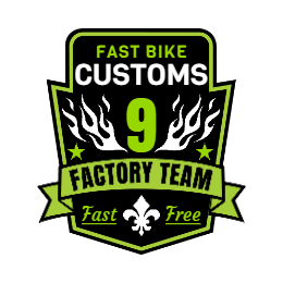 Custom Motorcycle Team Patches