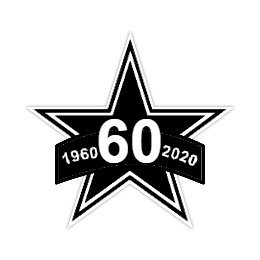 60th Custom Patches