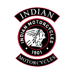 Indian Motorcycles Custom Patches