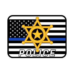 2020 Police Custom Patches