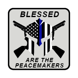 Peacemakers Custom Patches