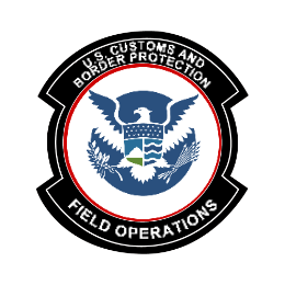 Homeland Security Custom Patches