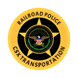 Railroad Police Custom Patches