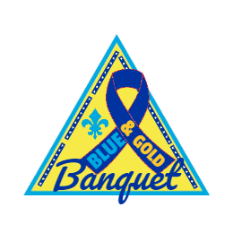 Custom banquet scout patches