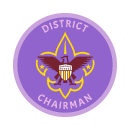 District Custome Patches