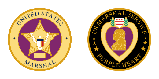 US Marshal Service Coins