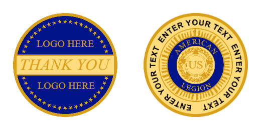 American Legion Coins