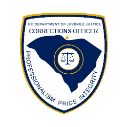 Corrections Officer Patches