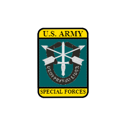 US Army Speical Forces Custom Patches