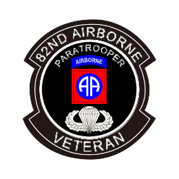82nd Airborne Custom Patches