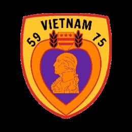 Vietnam 1 Custom Patches