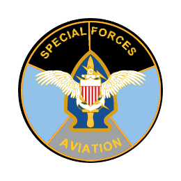 Custom United States Special Forces Aviation Patches