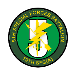 5th Special Forces Battalion Custom Patches