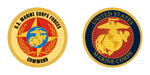 United States Marine Corps Forces Coins
