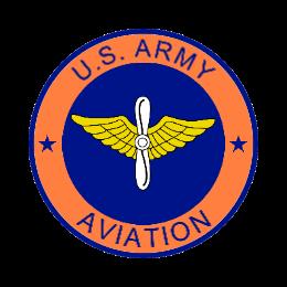 Custom Aviation US Army Patch