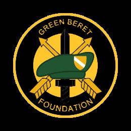 Green Beret Foundation Custom Patch