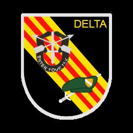 Delta Custom Patches